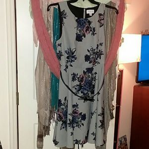 NOWT Elle Floral Dress